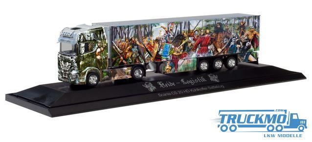 Ifa Truck Pics Hd: Herpa Heide Logistik / Arminius-Truck Scania CS 20 HD