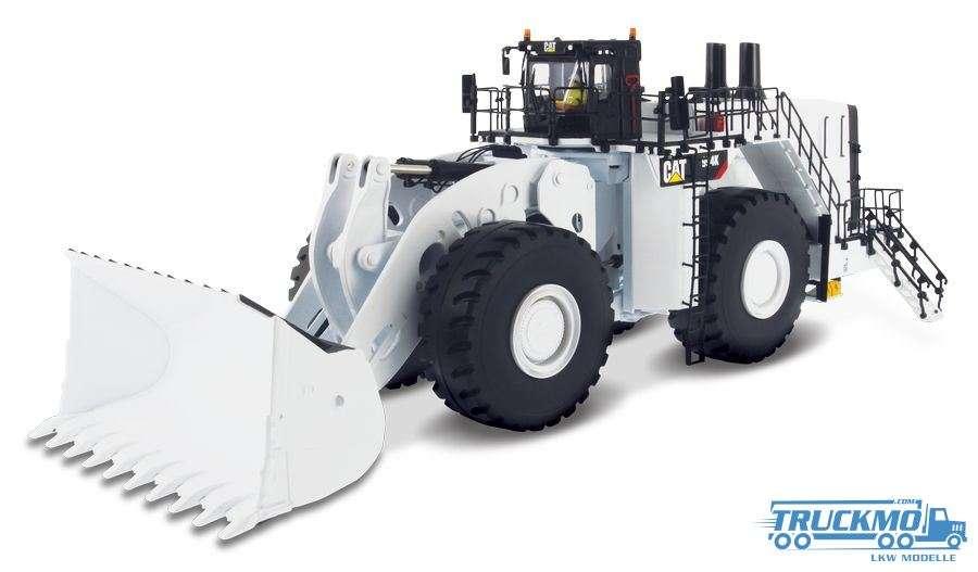 """Diecast Masters CAT 994K Radlader """"Coal Configuration"""" 85533"""