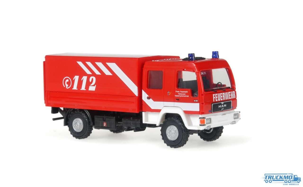 Rietze Feuerwehr Tönisvorst MAN Dekon-P 68027