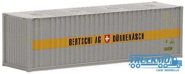 AWM Bertschi, 30ft. Container with dome covers 491297