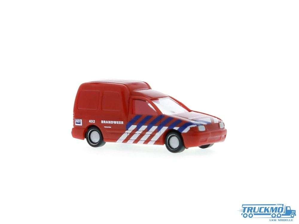 Rietze Brandweer Volkswagen Caddy 16980