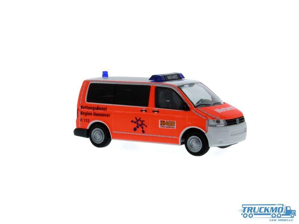 Rietze Notarzt ASB Hannover Volkswagen T5 GP 53431