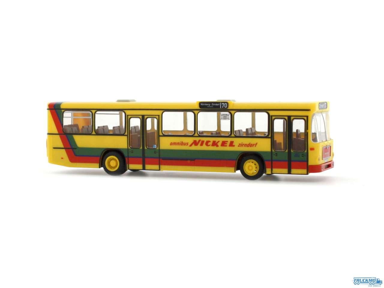 Spies Zelte 72341 Rietze Stadtbus MAN SL 200 HCR Herne
