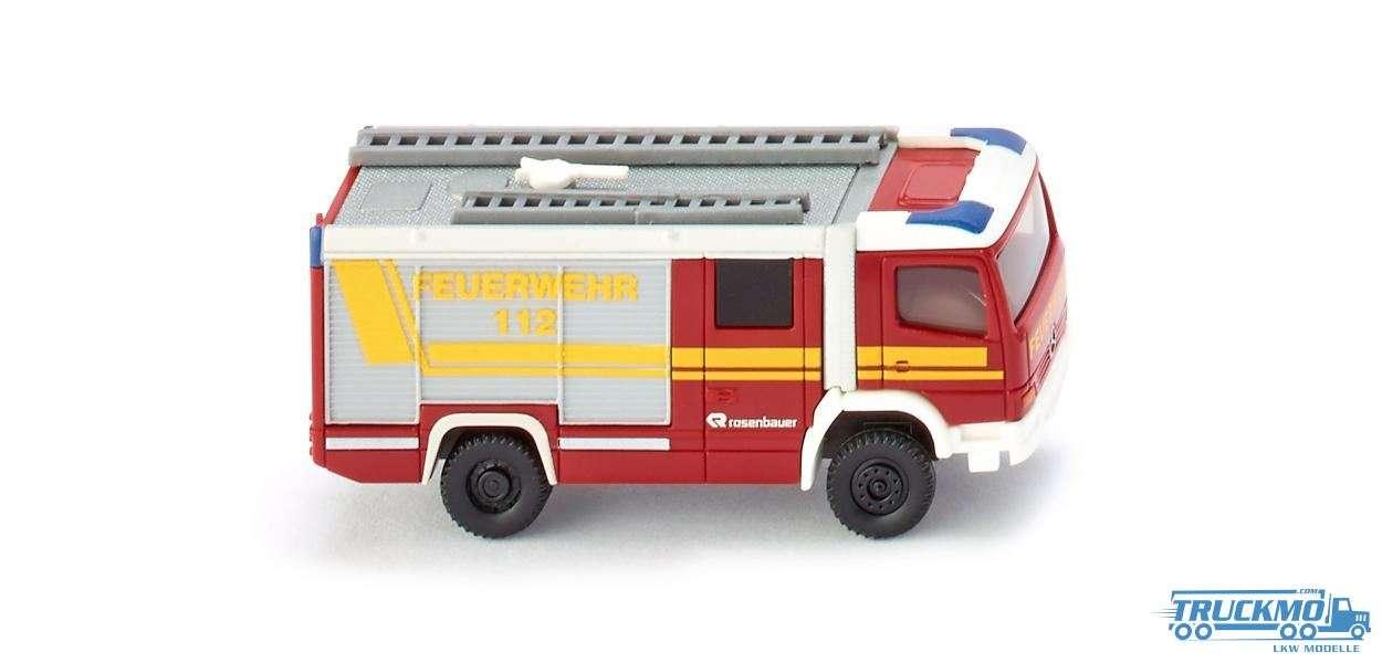 Wiking Feuerwehr Rosenbauer RLFA 2000 AT 096303