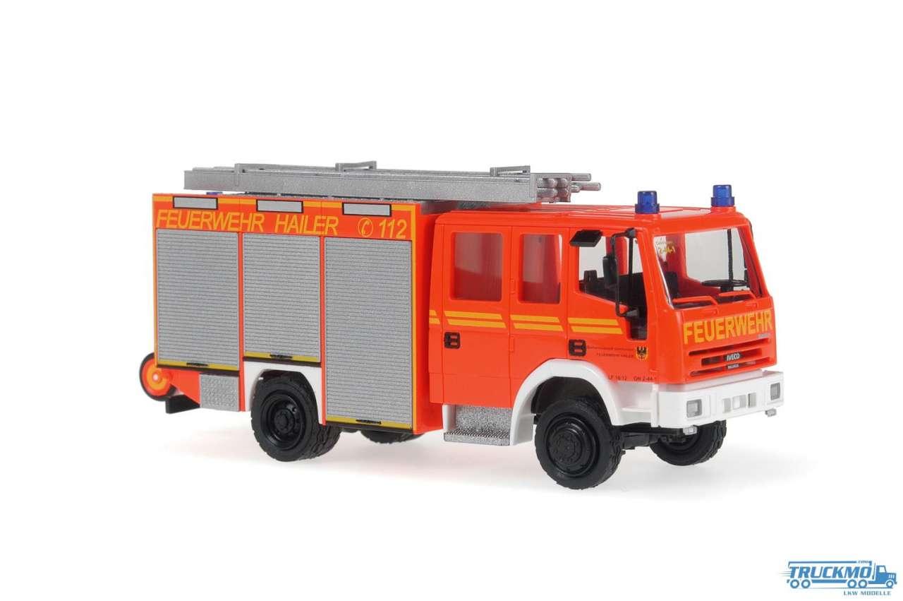 Rietze Feuerwehr Hailer Iveco Eurofire 68105