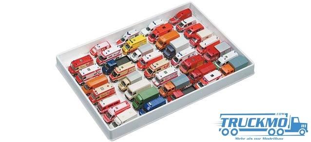 Herpa Sammelbox für Transporter/Einsatzfahrzeuge