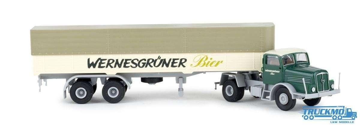 Brekina Wernesgrüner Bier IFA Z6 71198