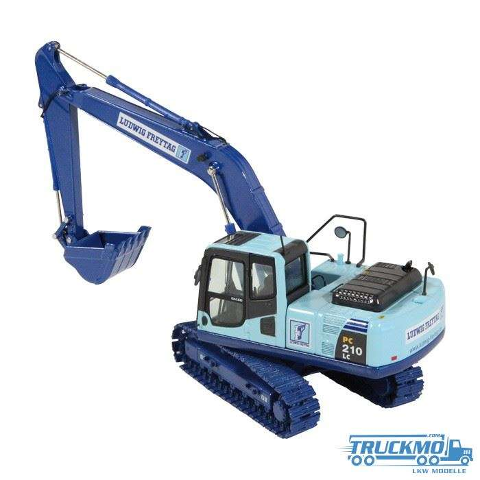 NZG Ludwig Freytag Komatsu PC210-8 LC crawler excavator 804/07