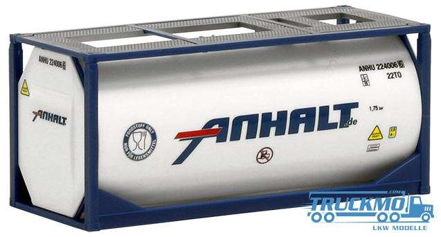 Herpa Anhalt 20ft.Tankcontainer 492028