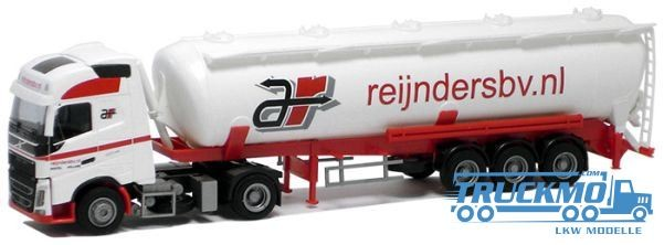"AWM Reijnders LKW Volvo ""12"" Glob. / Aerop. Kippsilo-Sattelzug Modell"