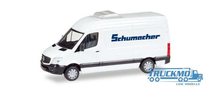 Herpa Spedition Schumacher Mercedes-Benz Sprinter Kasten 093606