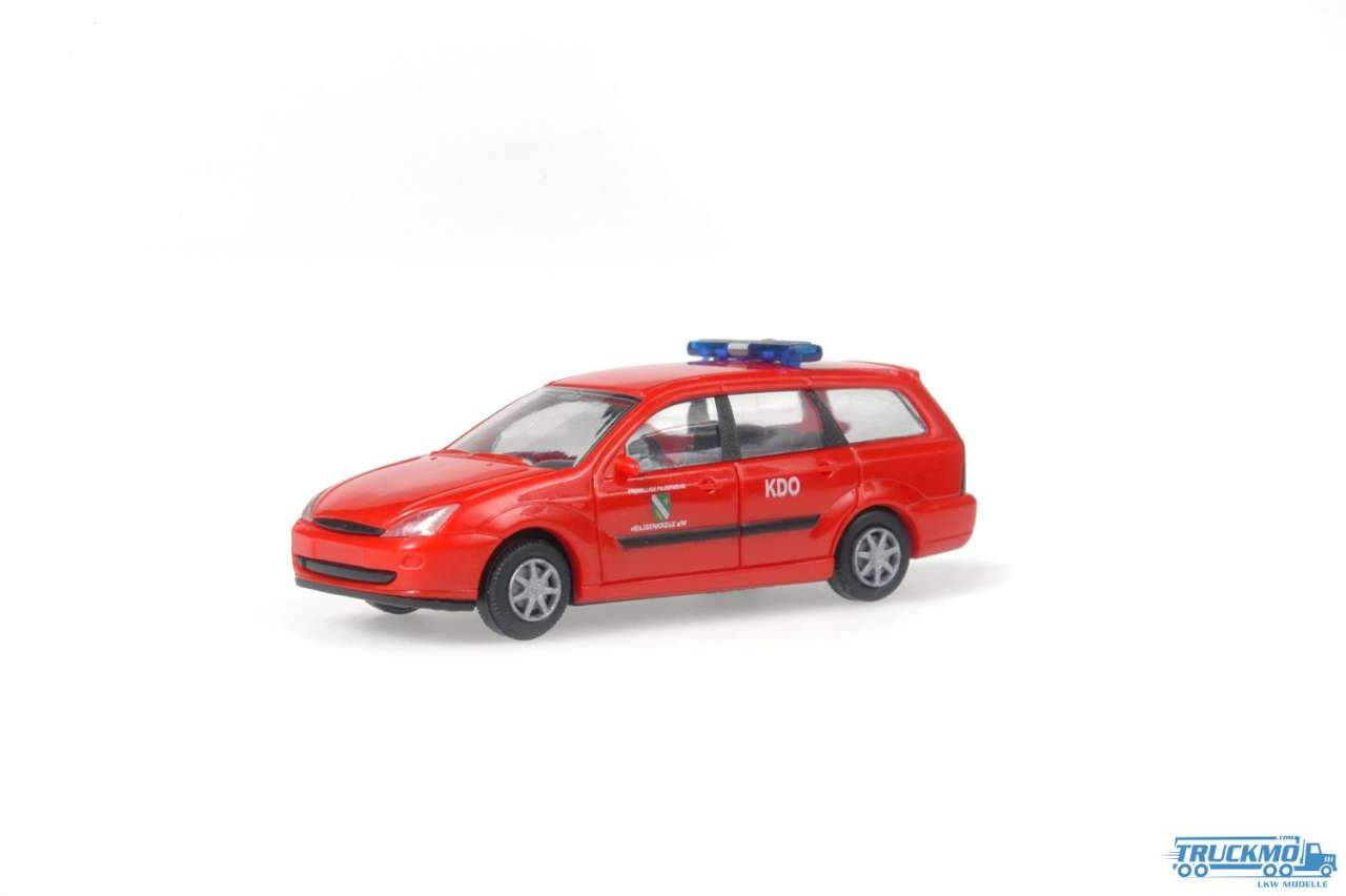 Rietze Feuerwehr Heiligenkreuz Ford Focus Turnier 50984