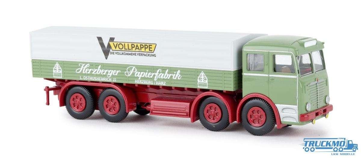 Brekina Herzberger Papierfabrik Büssing 16000 74640