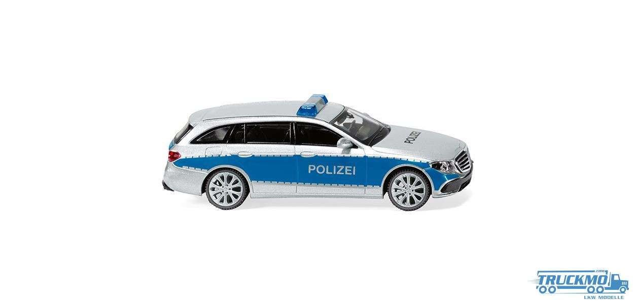 Wiking Polizei Mercedes Benz E-Klasse S213 022710