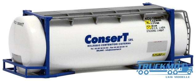 AWM Consert, 26ft. Tankcontainer 491234