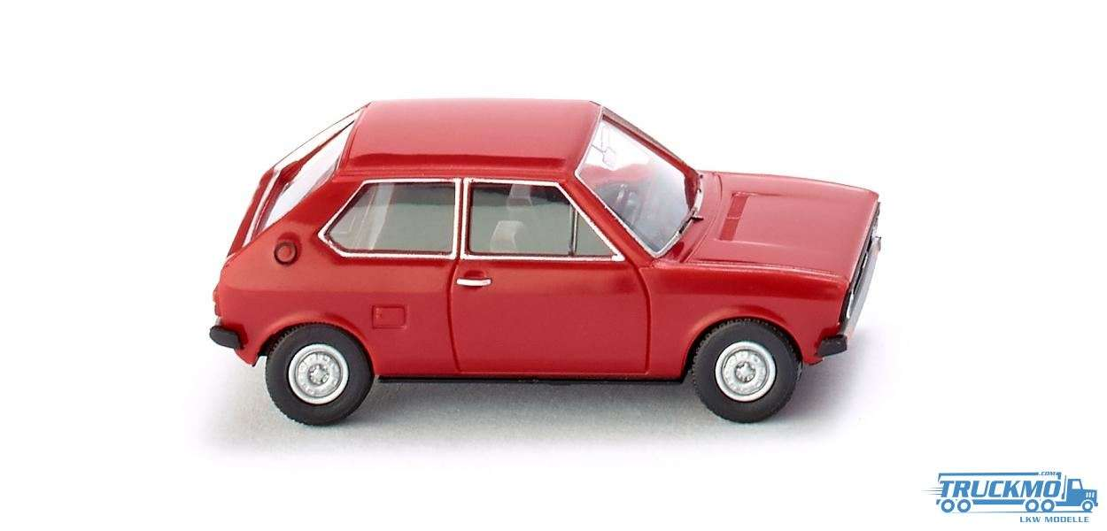 Wiking Volkswagen Polo sengalrot 003648