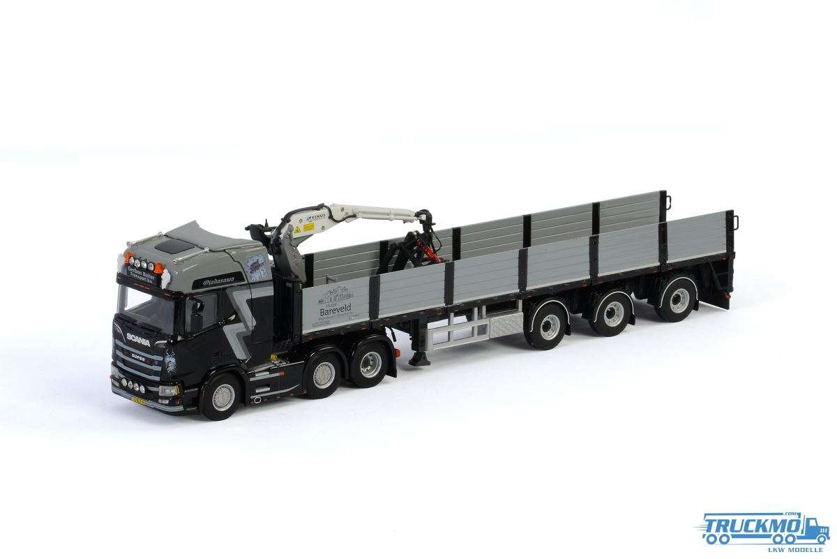 WSI Gerben Buiter Scania R Highline Steinauflieger 01-2941