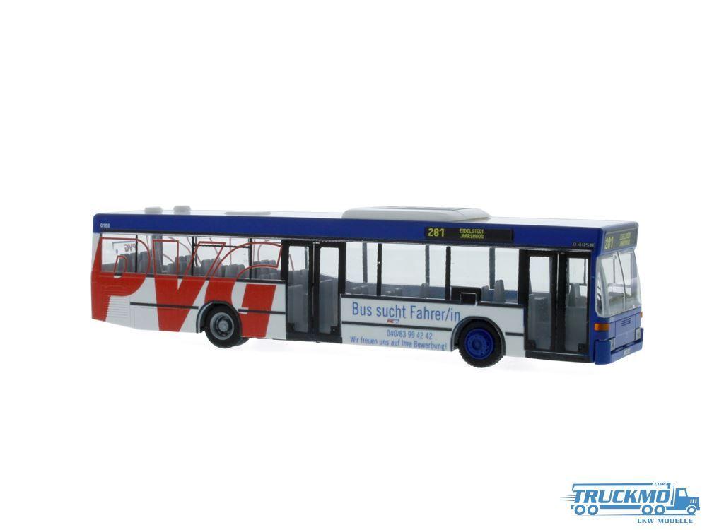 rietze pvg mercedes benz o 405 n2 75207 truckmo truck models your truck models spezialist - Mercedes Benz Bewerbung