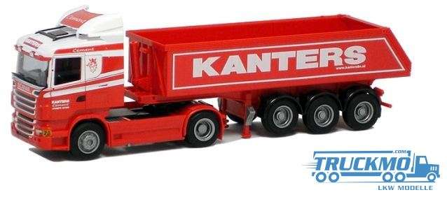 AWM Kanters Scania R09 Eckmulden-Sattelzug 53739