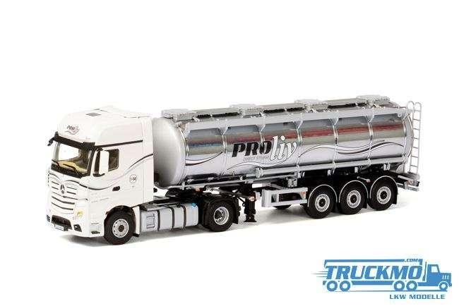 WSI Proliv Mercedes Benz Actros Giga Space Tanktrailer 01-1788