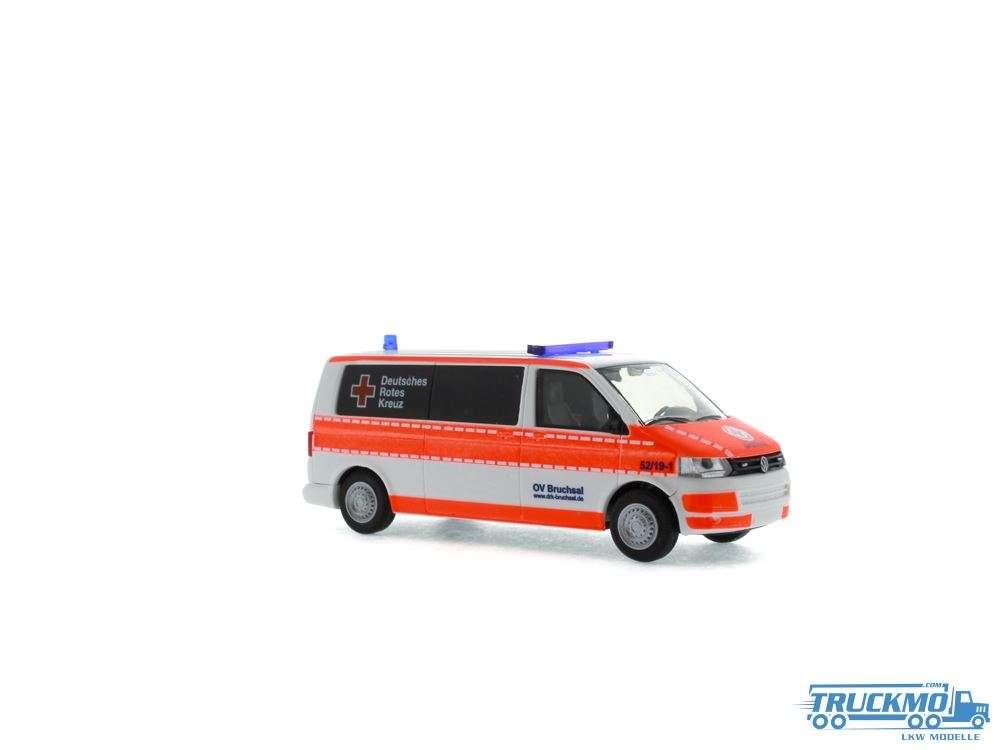 Rietze Modelle DRK Bruchsal Volkswagen T5 10 53440