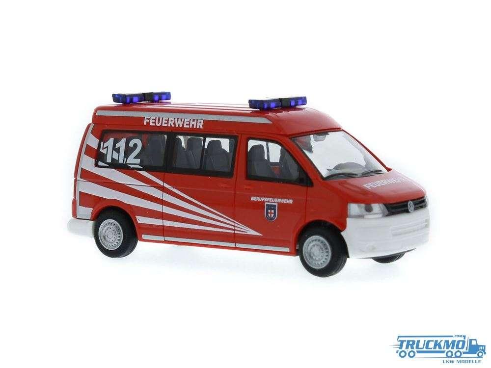 Rietze Feuerwehr Koblenz Volkswagen T5 GP LR MD 53610