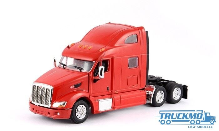 Tonkin LKW Modelle Peterbilt 587 Sleeper Cab 6x4 Red