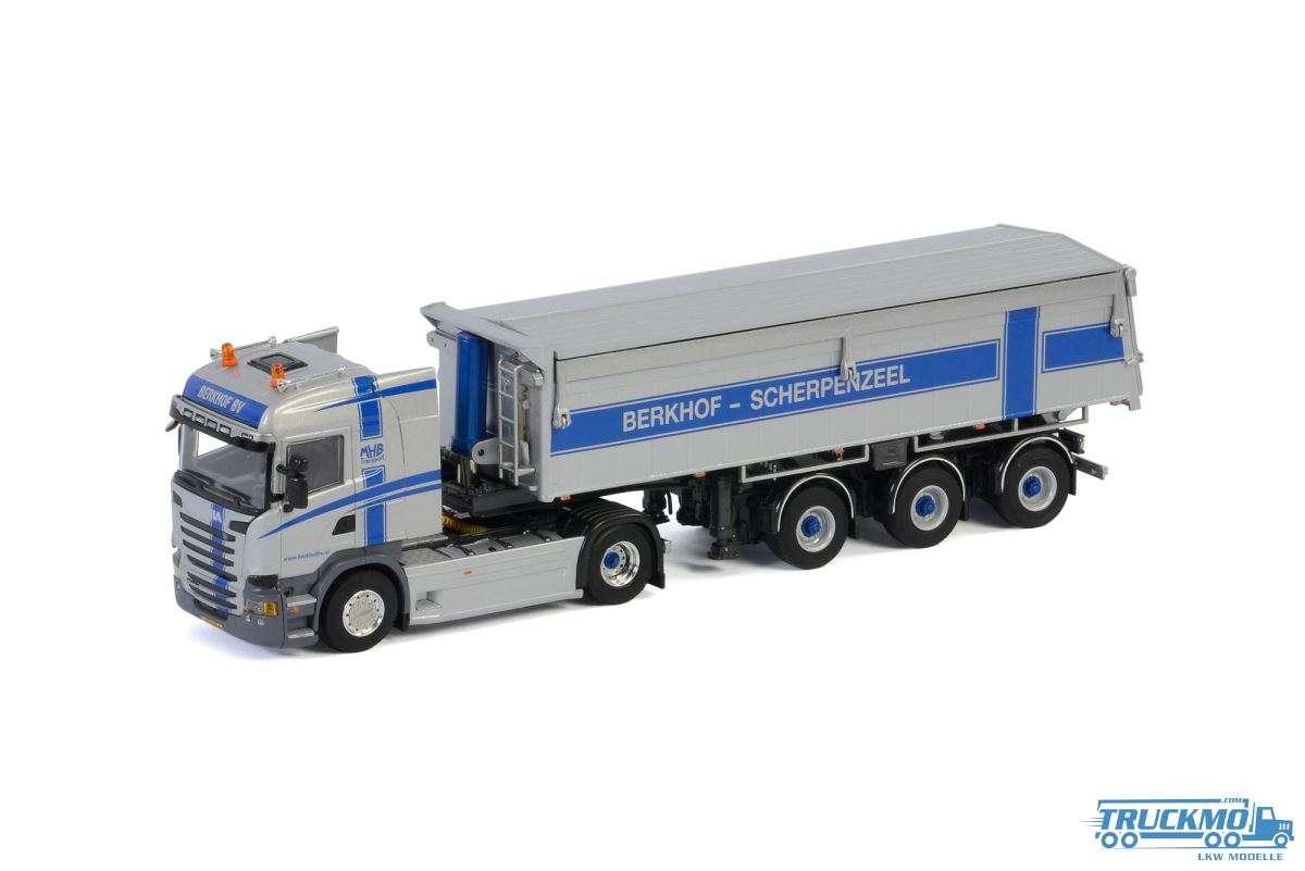 WSI Berkhof B.V. Scania Streamline Highline Kippauflieger 01-3012