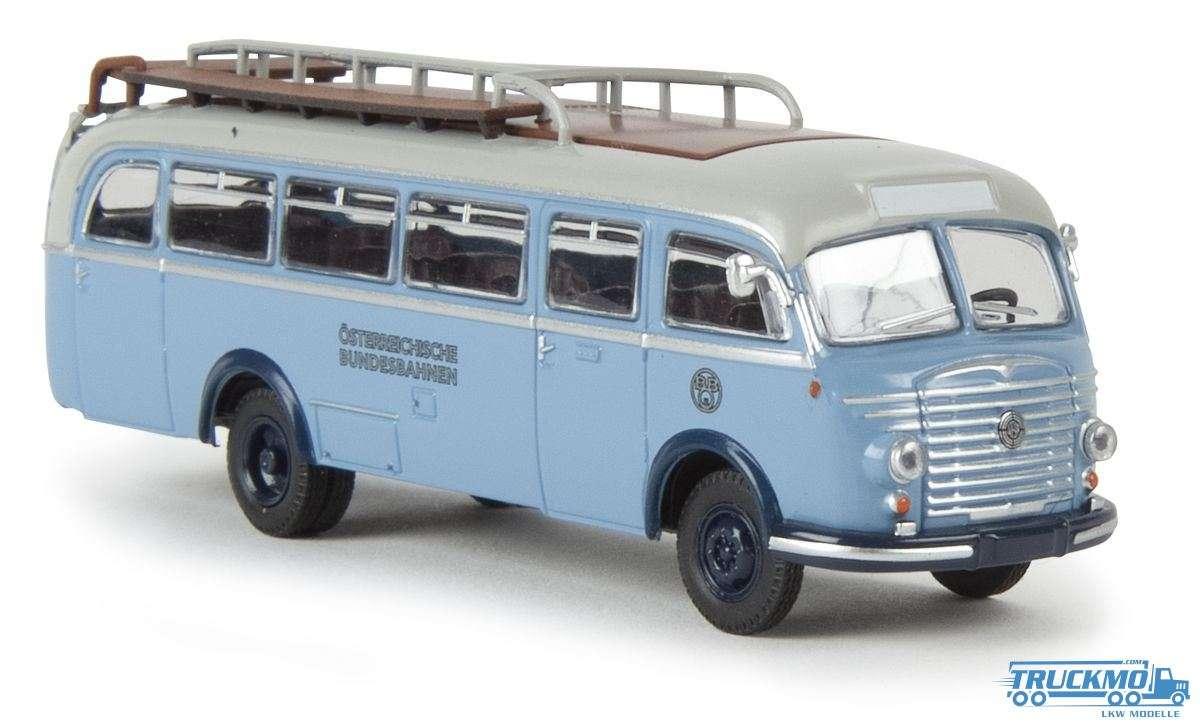 Brekina ÖBB Steyr 480 A Bus 58051