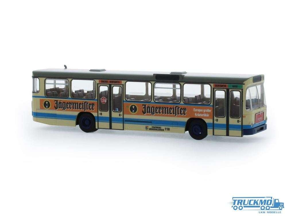 Rietze Stadtwerke Mönchengladbach MAN SL 200 NEW 72349