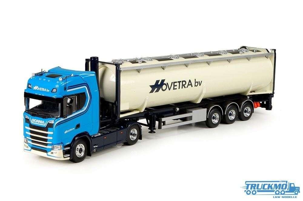 Tekno Hovetra Scania S Highline 40ft Tankcontainer 71029