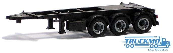 Herpa 20ft / 26ft Container-Auflieger 480026