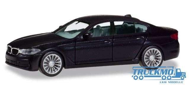 Herpa BMW 5er™ Limousine schwarz 420372