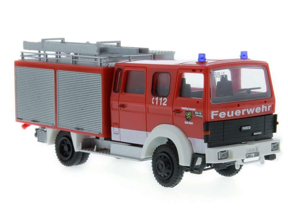 Rietze 150 Jahre Feuerwehr Altdorf bei Nürnberg Iveco Magirus MK 150 71021