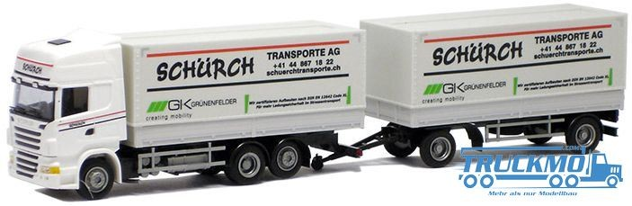 "AWM Schürch Scania ""R"" Topl. - PrHz"