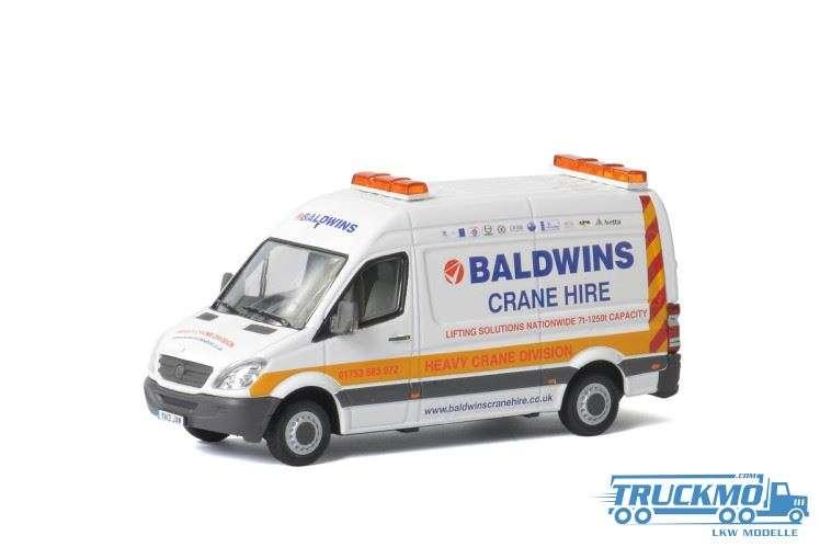 WSI Baldwins Crane Hire Mercedes-Benz Sprinter 01-2534