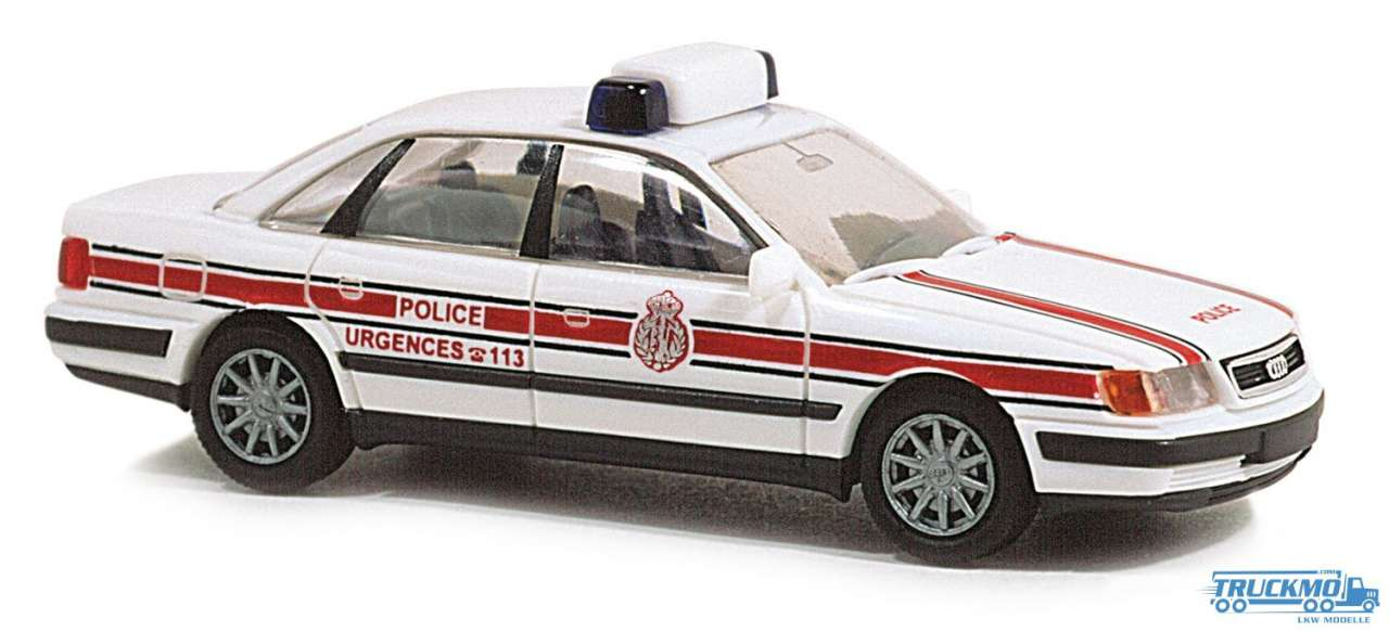 Rietze Police Luxemburg Audi 100 50425