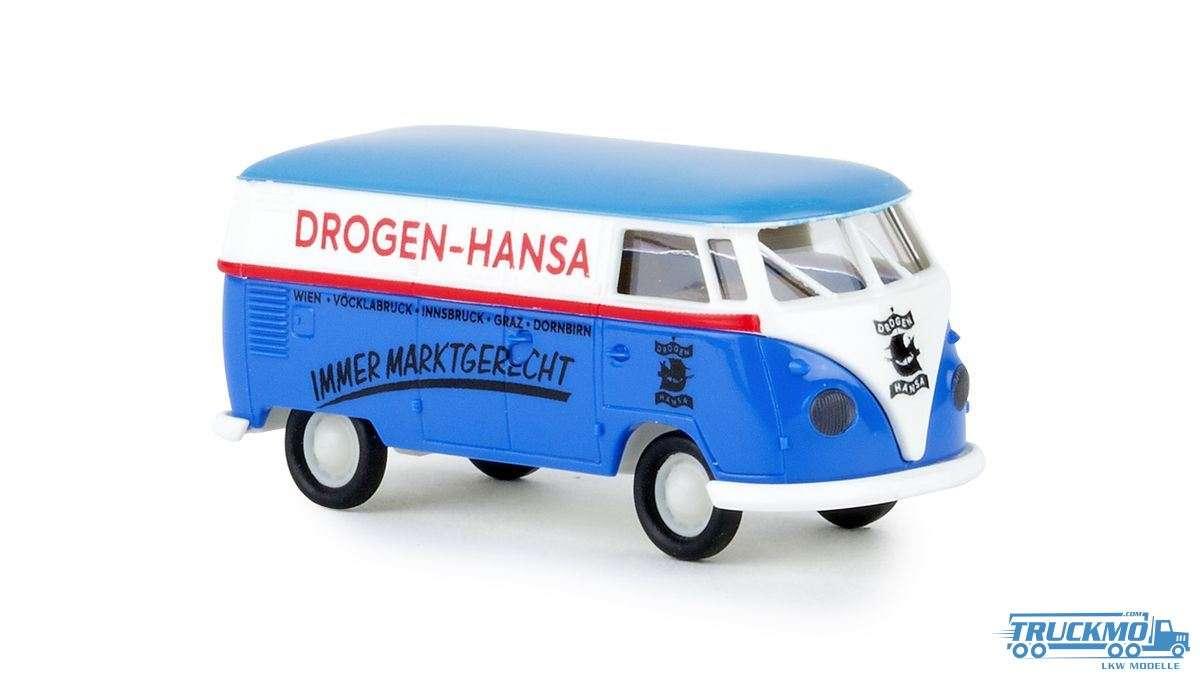 Brekina Drogen Hansa Volkswagen T1b Kasten 32715
