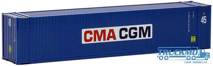 AWM CMA CGM, 45ft. HighCube Container 491824