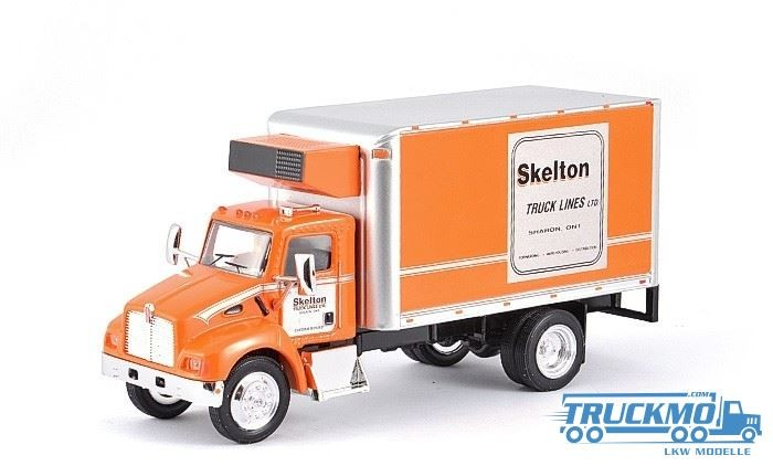 Tonkin Kenworth T300 Box Van 4x2 Skelton