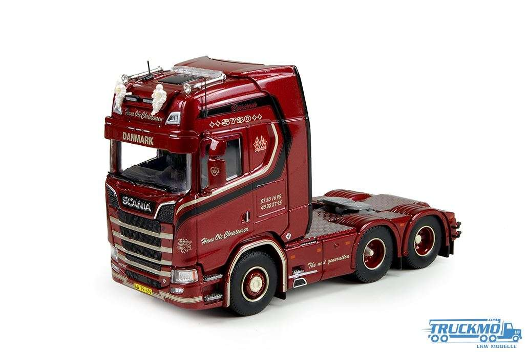 Tekno Christensen Hans Ole Scania S730 6x4 71540