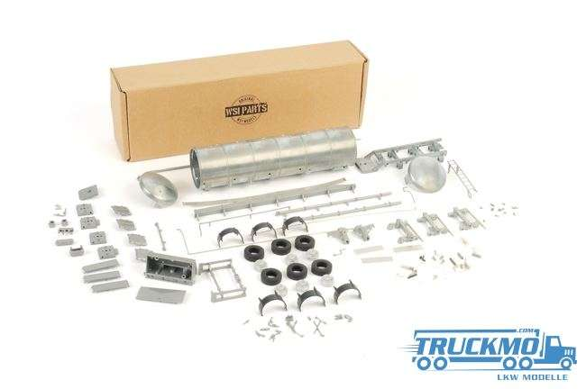 WSI parts Tanktrailer 10-1045