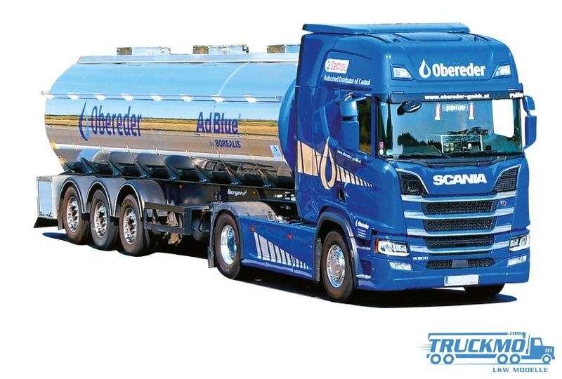 AWM Obereder Scania R Tankauflieger 9293.22