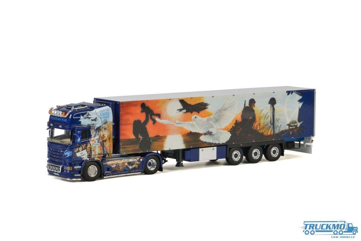 WSI Günter Pille Scania Streamline Topline Kühlauflieger 3 Achs 01-2763
