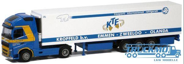 "AWM Kropfeld LKW Volvo ""12"" XL / Aerop. - Kühlkoffer-SZ Modell"