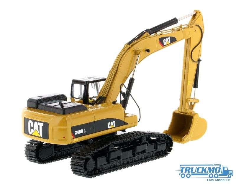 Diecast Masters CAT 340D Hydraulic Excavator 85908