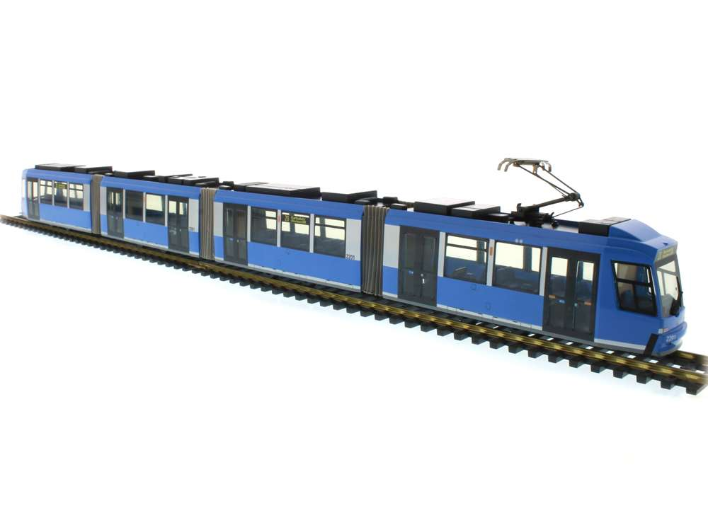 Rietze MVG München Adtranz GT8 STRA01025