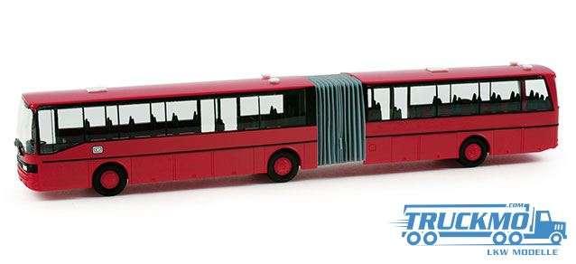 Herpa Bahnbus Setra 221 UL Gelenkbus 310666