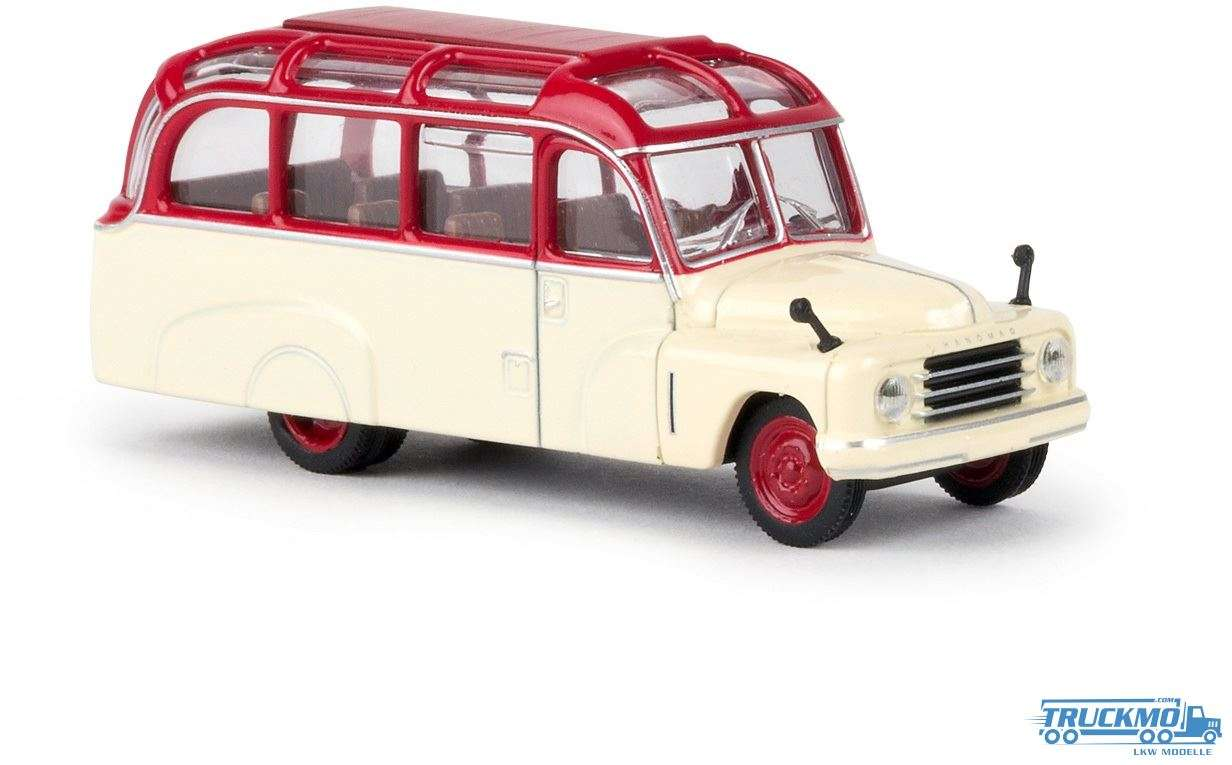 Brekina Modelle Hanomag L28 Lohner BUs 58180