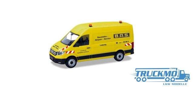 Herpa B.A.S Volkswagen Crafter Kasten HD 094771